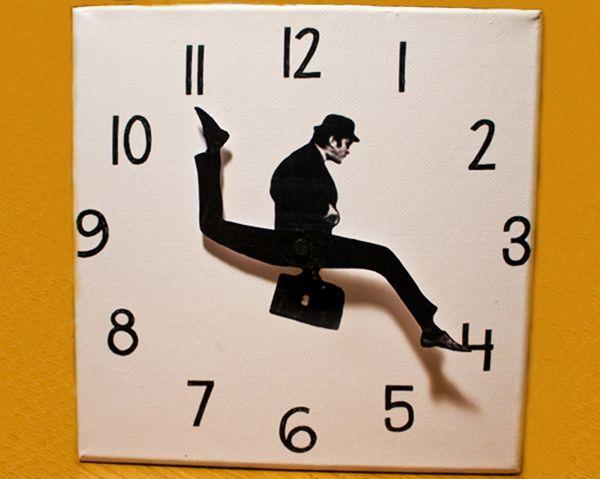 100 лучших идей: декупаж часов своими руками на фото