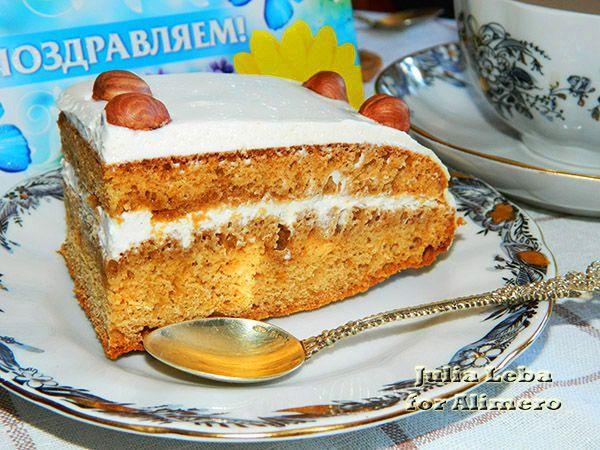рецепт тортов без сахара