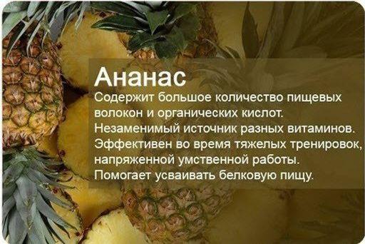 ТОП-10 полезных фруктов и ягод