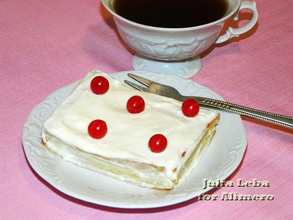 Пирожное Творожный дабл