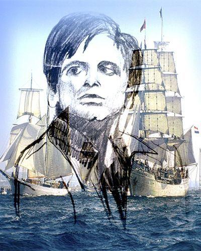 Джек Лондон «Мартин Иден». Главный герой – моряк Мартин. Влюбившись, он решает изменить свою жизнь, его ждёт много трудностей на пути к писательской славе. Роман интересен ещё и тем, что Лондон вложил в него много личного, его можно смело назвать автобиографическим.