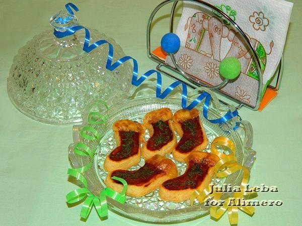 Печенье Рождественский сапожок