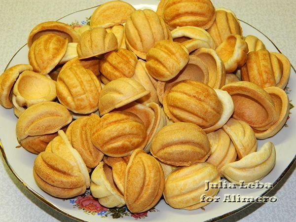 Орешки рецепт