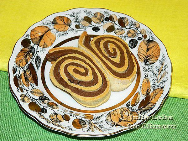 Печенье в форме бабочки