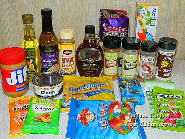 Американские продукты
