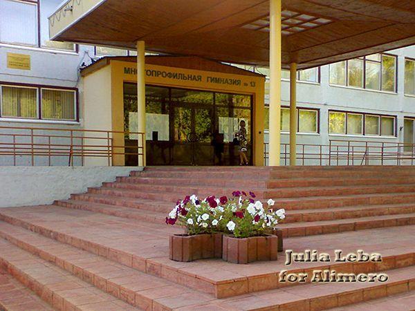 Пензенская гимназия 13