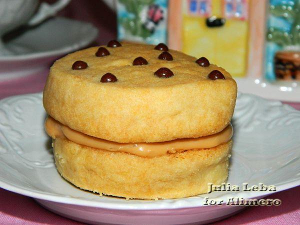 Песочное пирожное