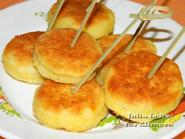 Сырная закуска
