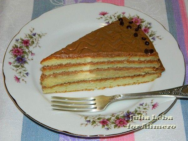 Вкусные торты из кефира рецепт с фото