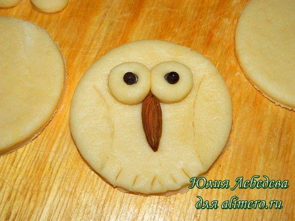 Формовка печенья