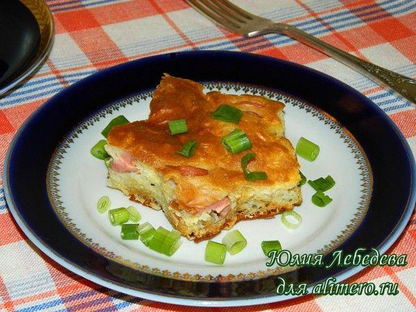 Рецепты с сосисками
