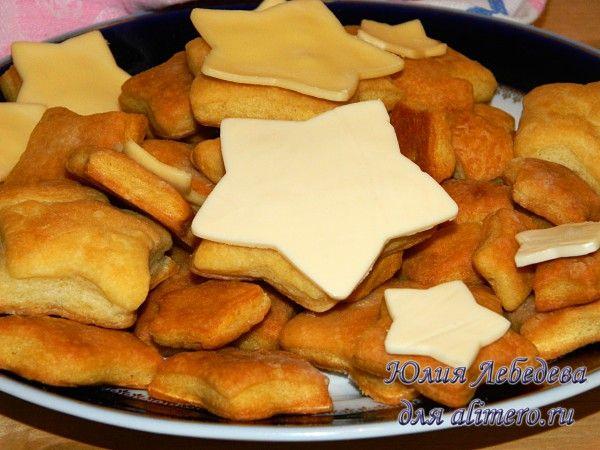Печенье на твороге