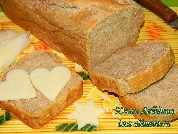 Ржано-пшеничный хлеб