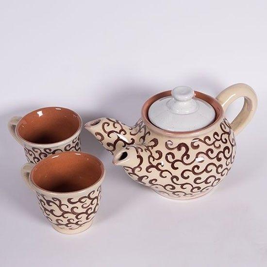 Подарки для влюбленных — оригинальный чайный набор