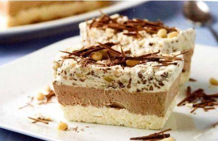 шоколадный торт с бананами рецепты с фото