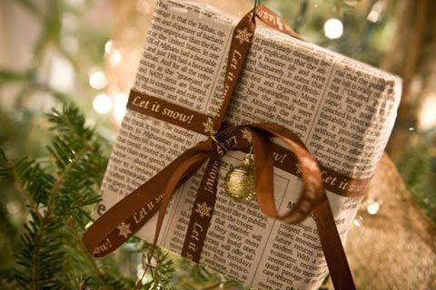Новогодние подарки своими руками креативные