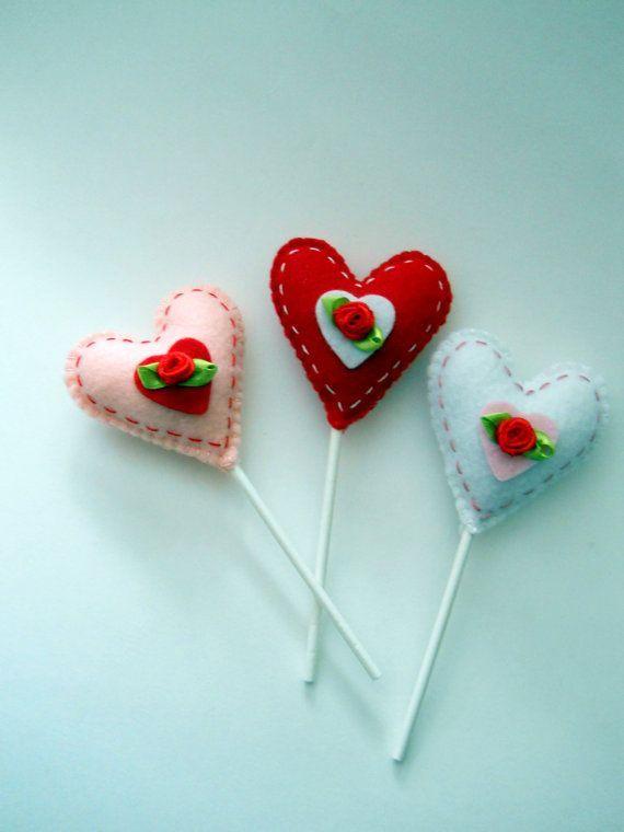 Валентинки своими руками из бумаги.