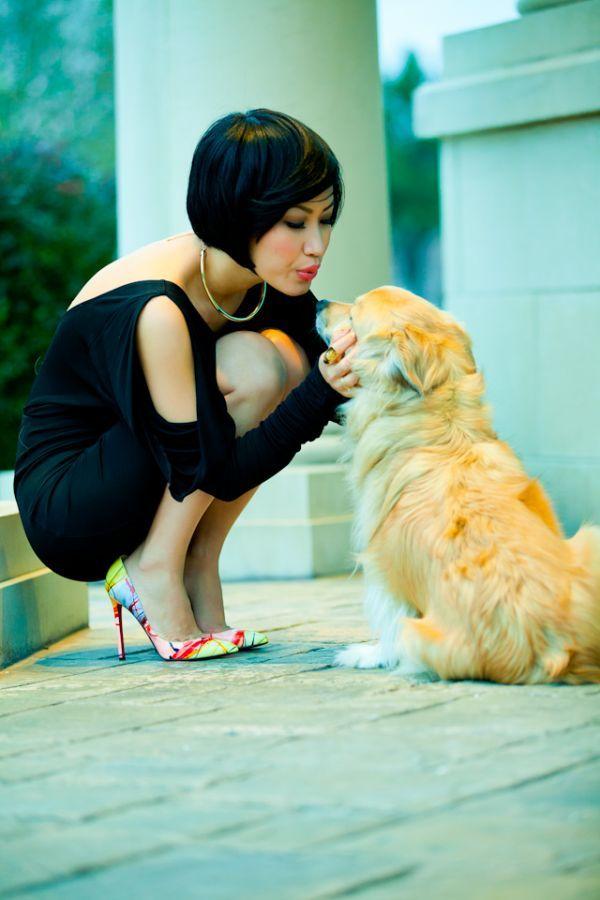 Новые образы модницы Nini Nguyen