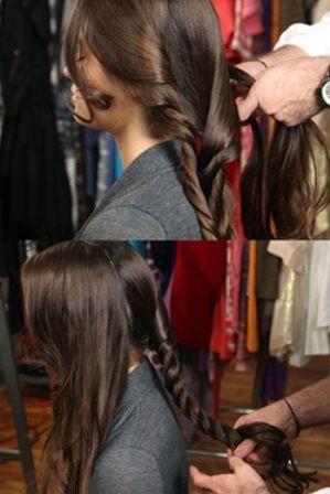 Зачіски на кожен день для довгого і