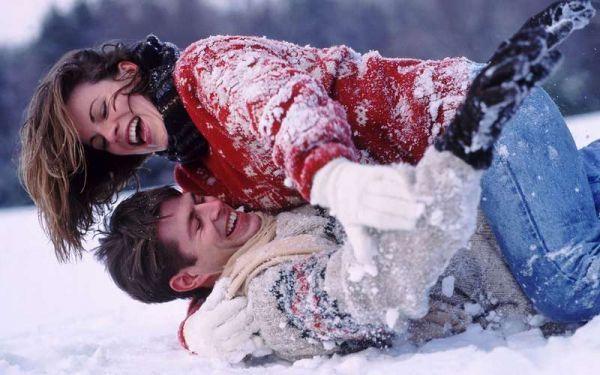 Картинки зима любимому мужчине