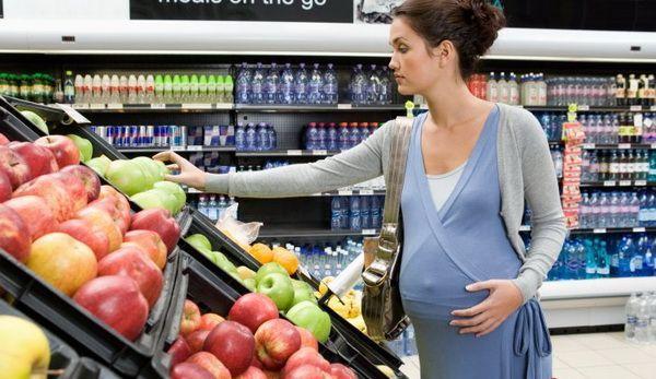 Как не набрать лишний вес во время беременности - здоровье и спорт