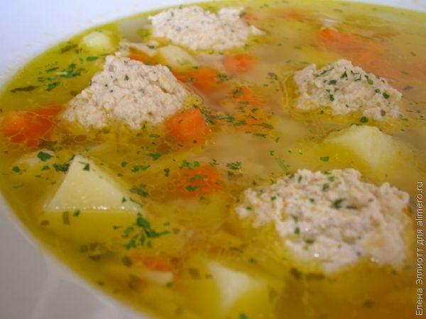 как приготовить для супа фрикадельки