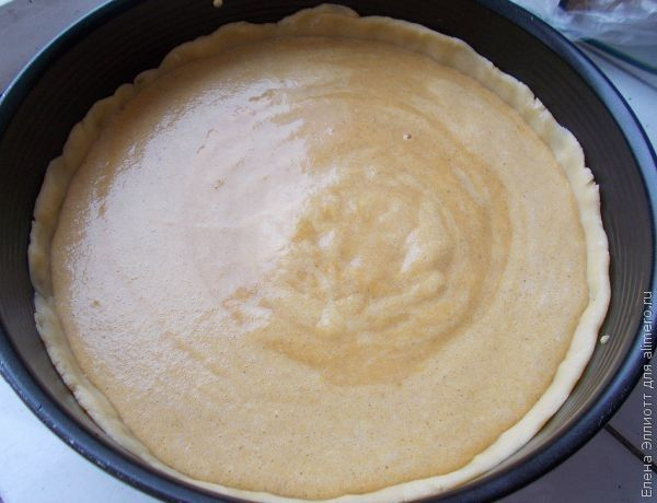 Простой американский тыквенный пирог