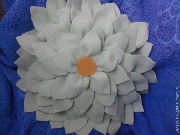 Подушки хризантема своими руками выкройки