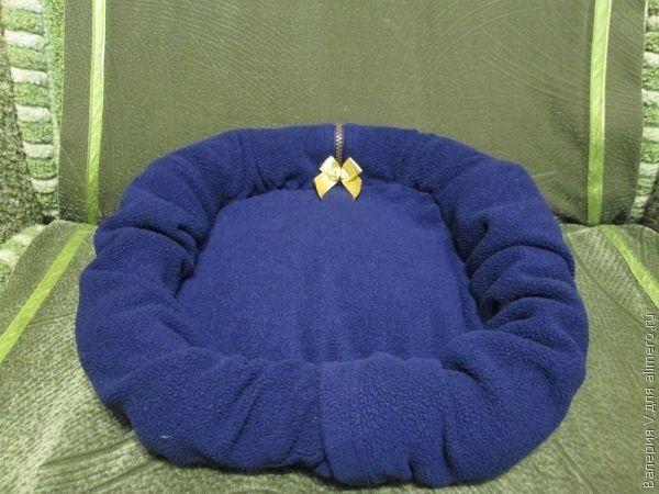 МК «Кроватка для котенка. Переделка ненужных вещей»