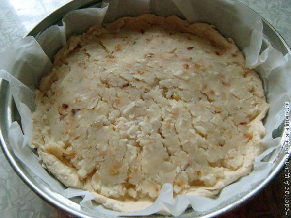 Как сделать тесто для пирога с картошкой фото 105