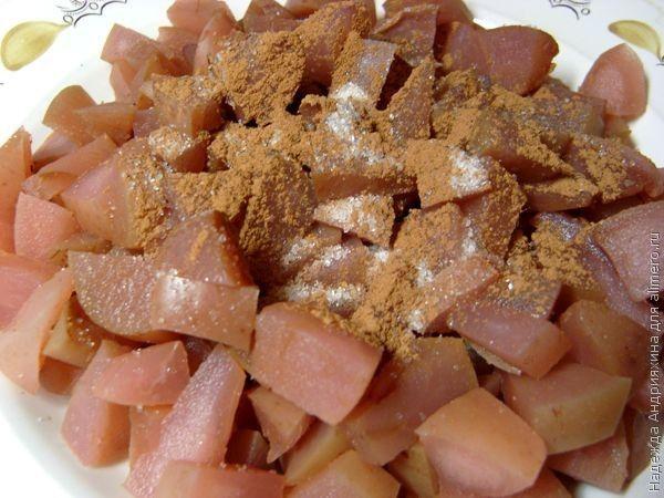 Оригинальный яблочный пирог рецепты