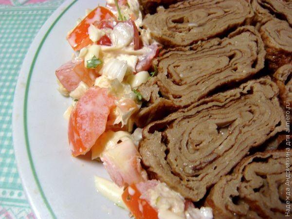 Денверский омлет рецепт с фото