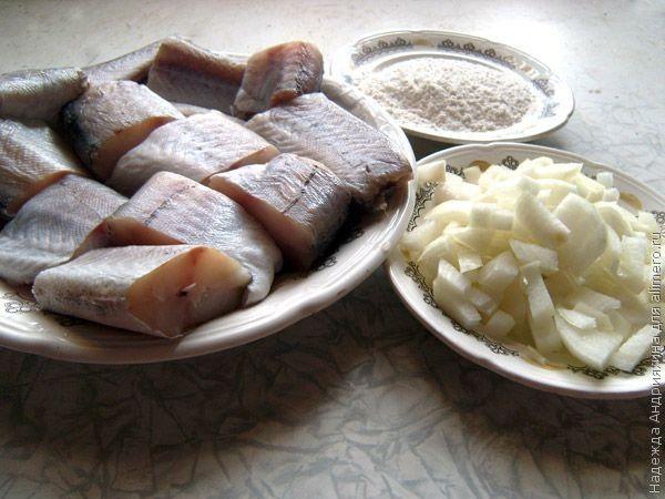 Рыба в молоке рецепты