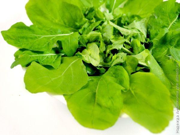 Французский салат Нисуаз