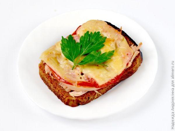 Бутерброды с красной икрой: лучшие рецепты с фото
