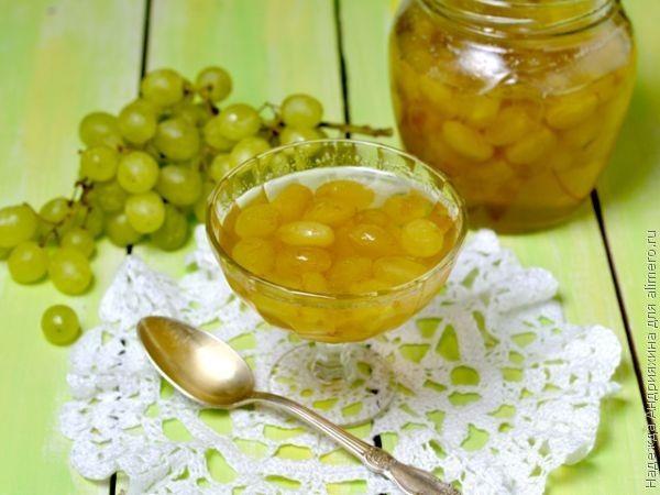 Виноградное варенье от простуды и авитаминоза!