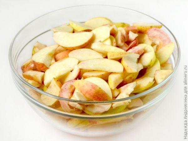 мультиварка рецепты варенье из яблок