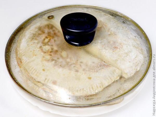 Хингалш - чеченские лепешки с тыквой