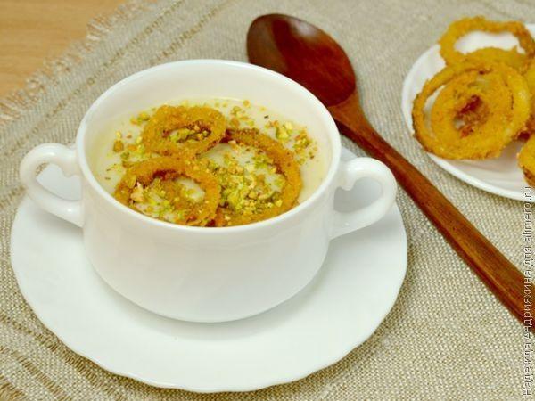 Суп пюре из баклажанов рецепт