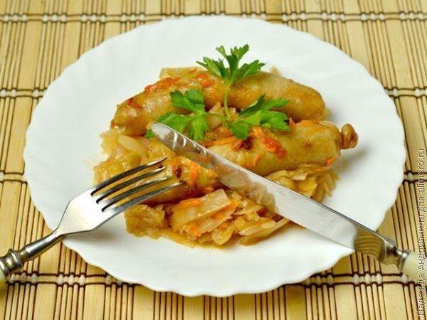 капуста с картошкой в мультиварке рецепты с фото