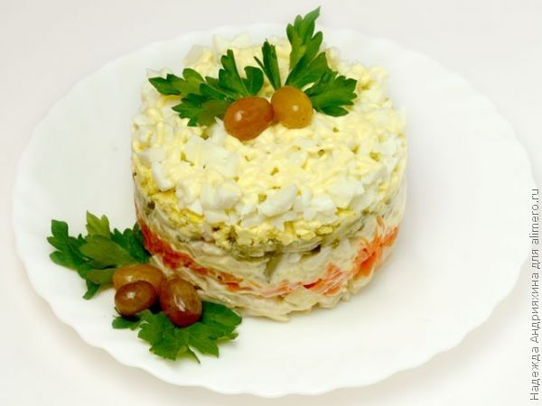 Салат из свеклы с рисом картинки