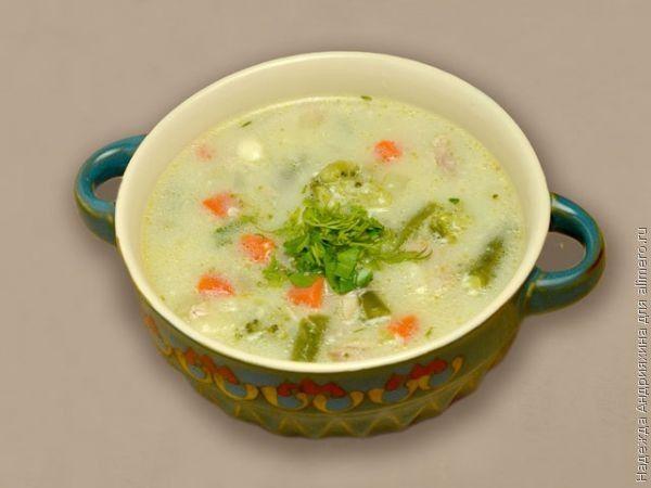 суп с замороженными овощами в мультиварке рецепты с фото