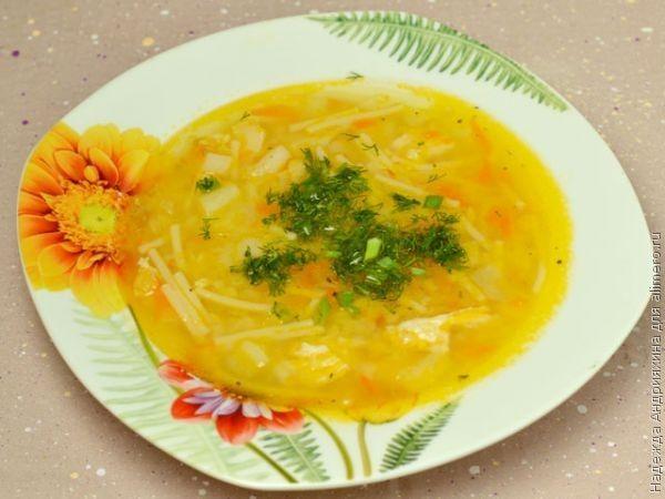 армянский кухня рецепты суп чечевица с макаронами