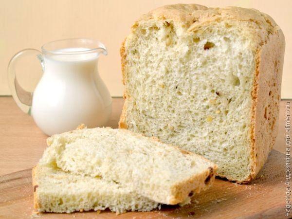 Хлеб с кедровыми орешками, прованскими травами и отрубями