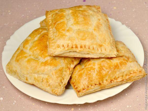 Беррийские галеты с картофелем