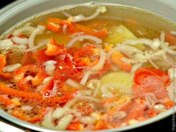 Шулюм - охотничий суп