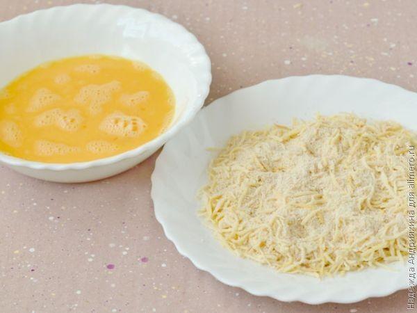 Кабачковые палочки с сыром