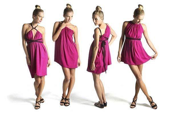 Сложно поверить в то, что одно платье может заменить весь летний гардероб, но это действительно так. Создавать новые образы получится ежедневно.