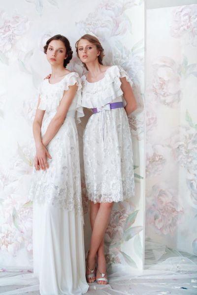 Свадебное платье трансформер / Мода и стиль
