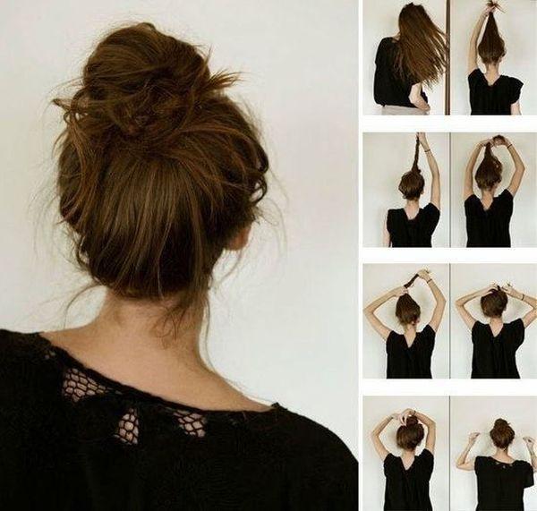 Прически для волос средней длины парням